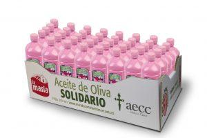 expositor-la-masia-40-botellas-la-masia-solidario